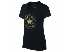 CONVERSE T-SHIRT METALLIC SPECKLED PRINT