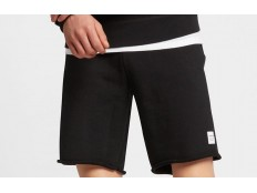 CONVERSE ESSENTIALS CUT-OFF SHORTS