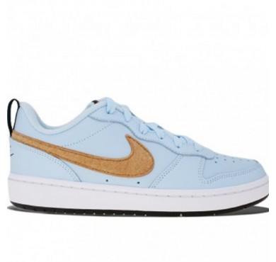 NIKE COURT BOROUGH LOW 2 FLT (GS)